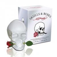 Skulls & Roses woman