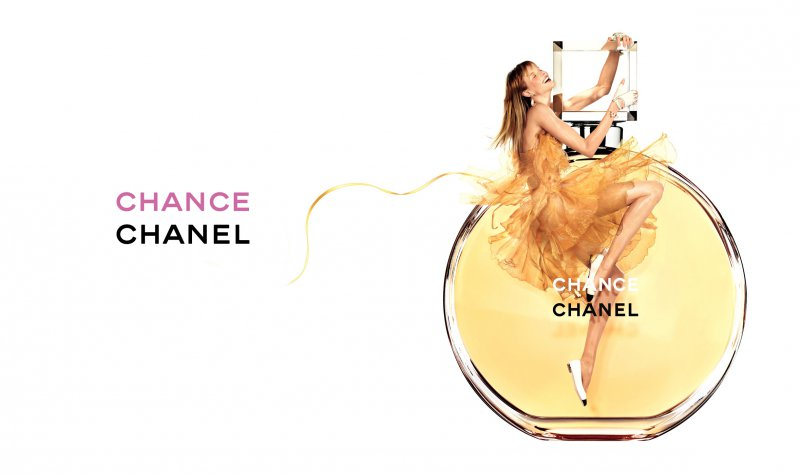 Chanel Chance Commercial