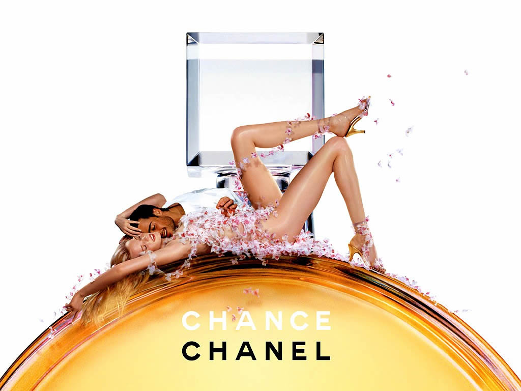Chanel Chance Poster