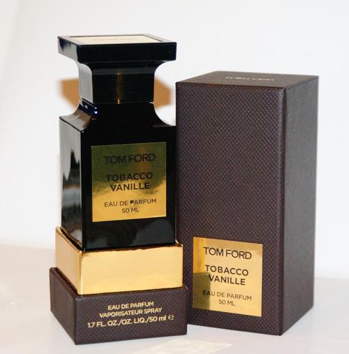 Запах табака в мужских духах
